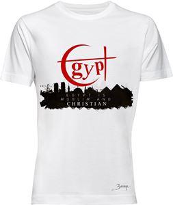"""Bild von  Egypt """"Muslim and Christian"""""""