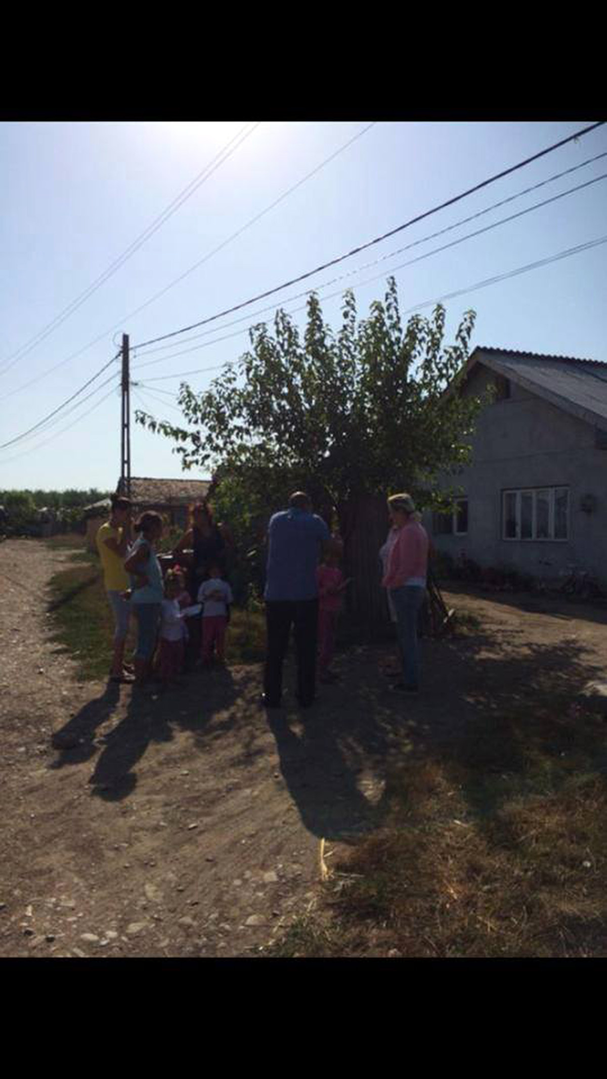 Sinti und roma bukarest august 2014