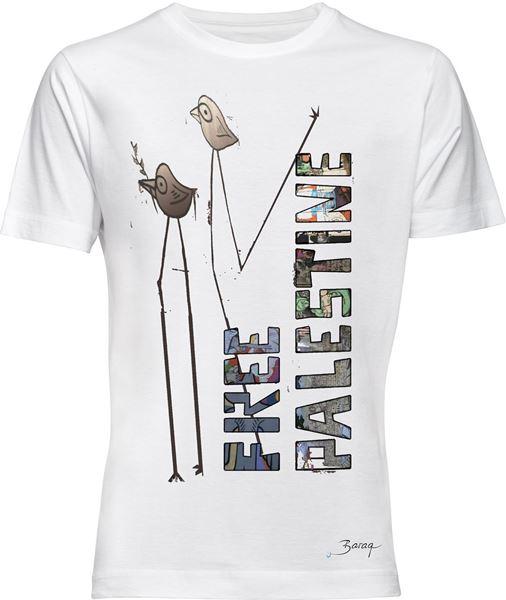 """Bild von     Free Palestine """"Birds"""""""