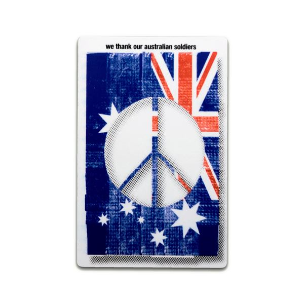 Picture of Australia - Magnet