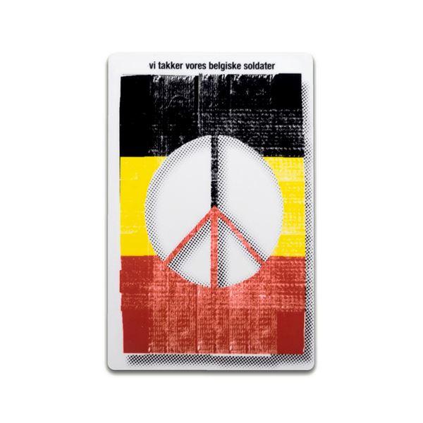 Bild von Belgium - Magnet