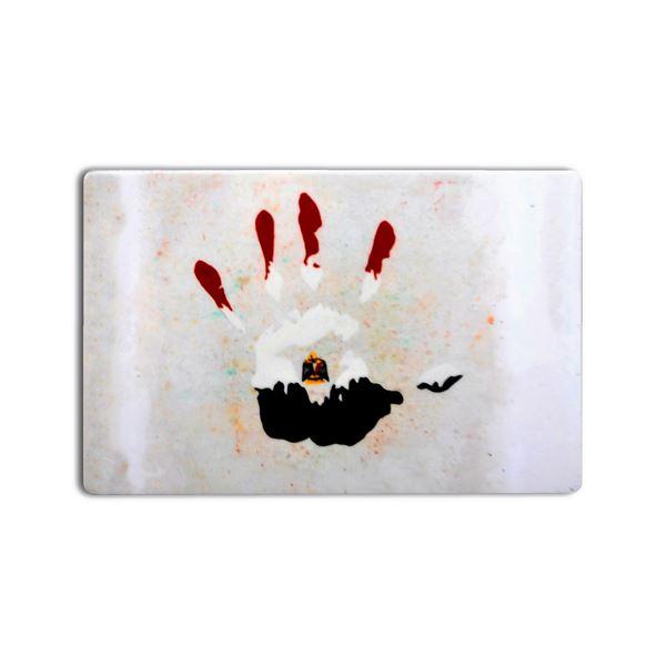 """Bild von Egypt """"Hand"""" - Magnet"""