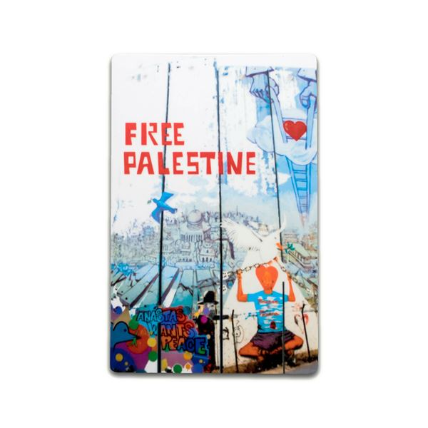 Picture of Free Palestine - Magnet