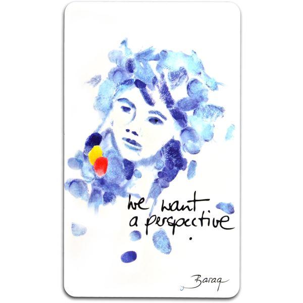 "Bild von Sinti & Roma ""Perspective"" - Cutting Board"